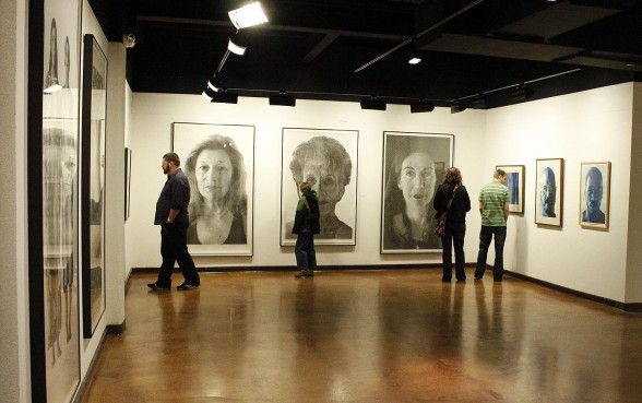 In March 2010 the Pool Art Center Gallery at Drury University mounted an exhibition of my recent work.