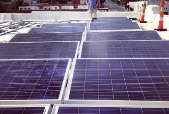 Most electricity now comes from my solar array