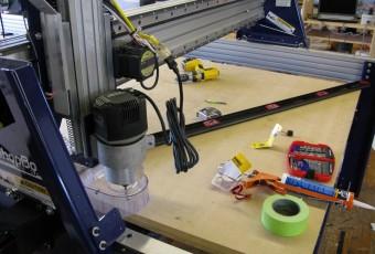 A Second CNC machine